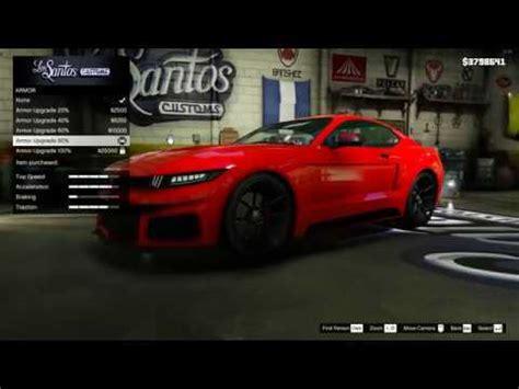 gta 5 vapid dominator gtx (ford mustang) youtube