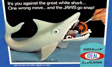 the game of jaws – board game, 1975 – horrorpedia
