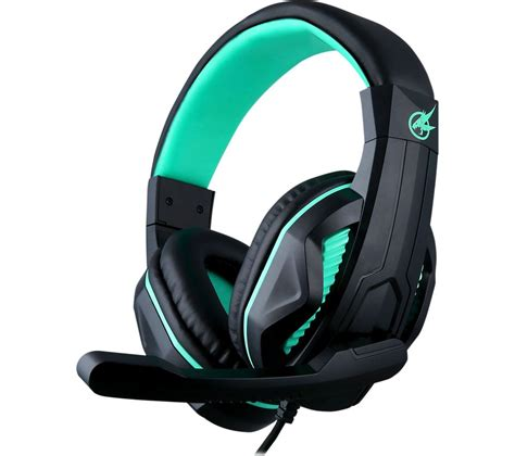 Headset Dree Mda 1 buy port designs arokh h 1 gaming headset black green free delivery currys