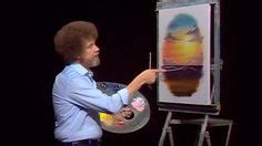bob ross grayscale painting bob ross paintings seascapes bob ross