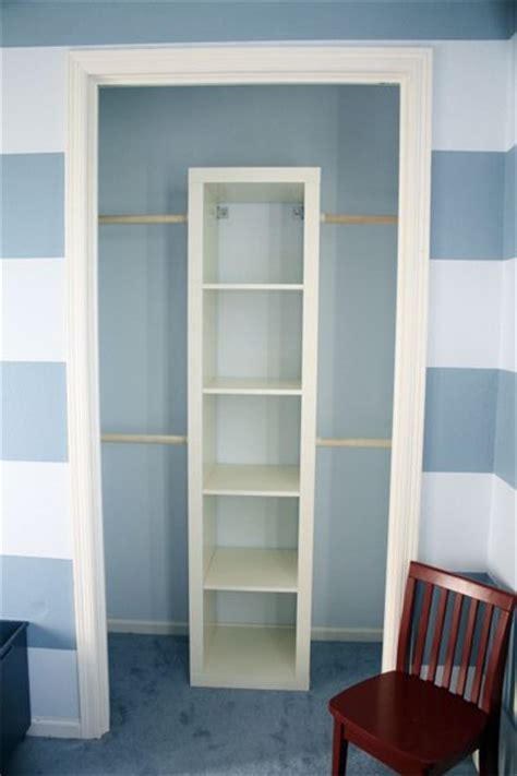 Pole For Closet by Best 25 Closet Rod Ideas On Industrial Closet