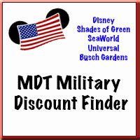 the military disney tips military discount finder