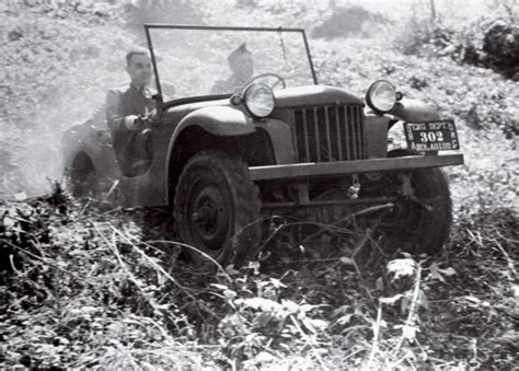 first jeep bantam jeep heritage festival to celebrate the first jeep