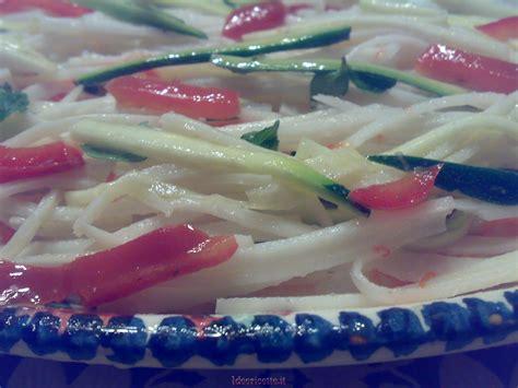 come cucinare il surimi di granchio ricetta insalata di surimi e zucchine ideericette