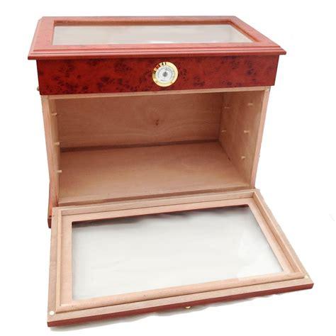 cigar humidor display cabinet 400 ct cigar humidor display cabinet end case