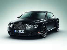 Bentley Motors Bentley Continental Gtc Gtc Speed 80 11 Editions At