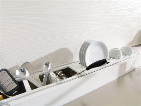 dish organizer for built in drying rack for dishes cosmecol