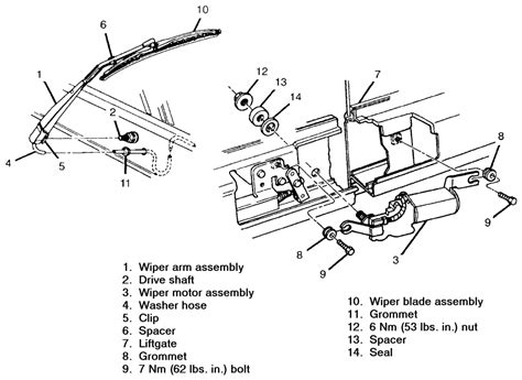 repair windshield wipe control 1985 volkswagen type 2 regenerative braking repair guides windshield wipers windshield wiper motor autozone com