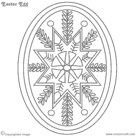 Pysanky Egg Coloring Pages pysanky printables eggs egg and easter