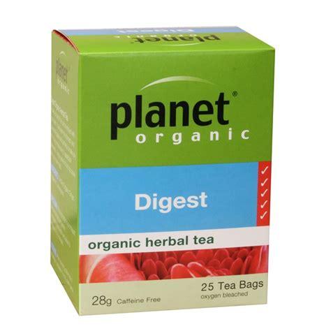 Planet Organic Detox Tea Benefits by Organic Tea Digest Planet Organic 25 Bags Farm Fresh