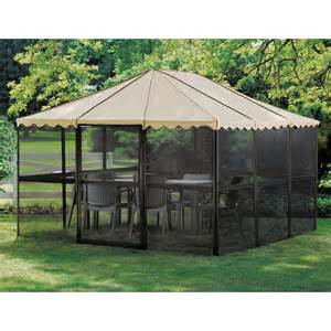 Screen House With Floor Casita 10 4 Quot X 10 4 Quot Square Screenhouse Bj S Wholesale Club