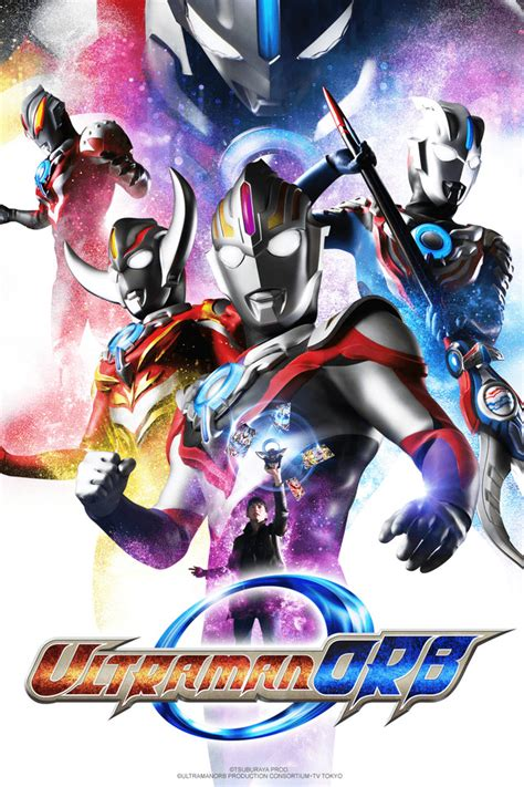 Ultraman Zero Chronicels The True Fighter ultraman orb now available on crunchyroll tokunation