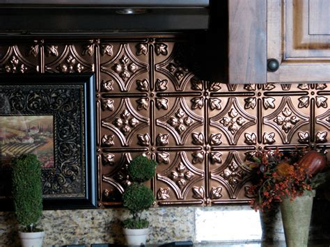 tin ceiling backsplash and style a to z t tin tile backsplash