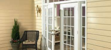 replace garage door with patio door how to install a patio door
