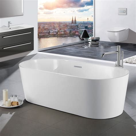 Ideal Standard Freistehende Badewanne by Steink Loft Freistehende Ovalbadewanne 178 X 81 Cm
