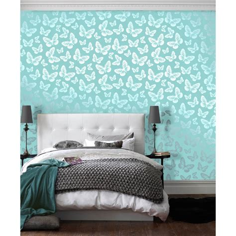 teal and silver bedroom teal and silver wallpaper wallpapersafari