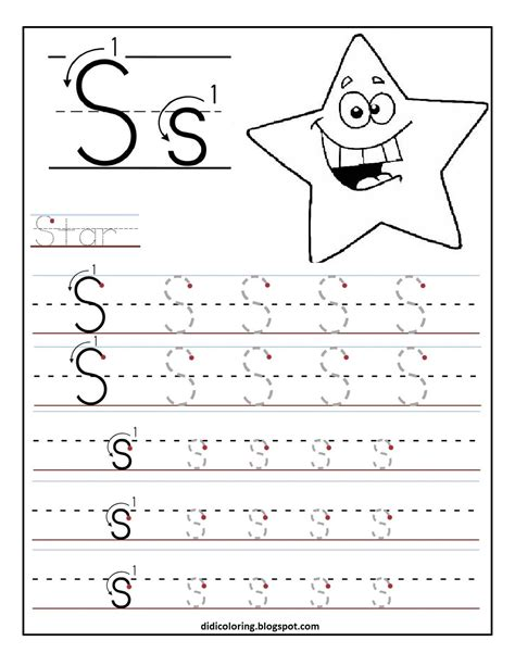 Free Printable Letter Worksheets by Learn To Write Letters Boxfirepress
