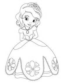 sofia the coloring zallie coloring pages sofia the coloring page