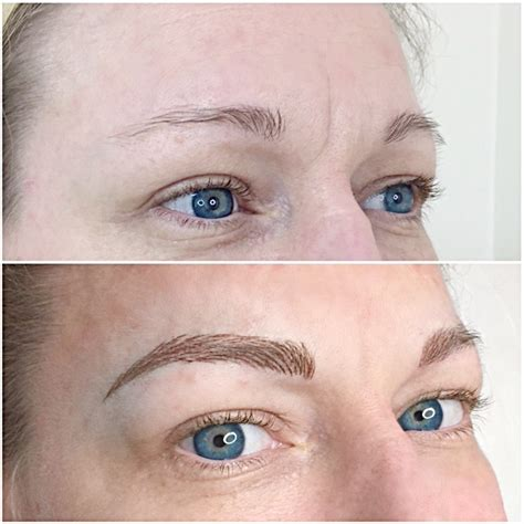 tattoo eyebrows philadelphia before and after microblading eyebrow tattoo