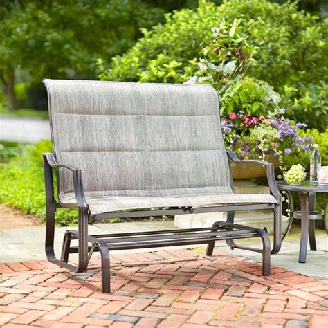 hton bay statesville patio glider fcs70357rl