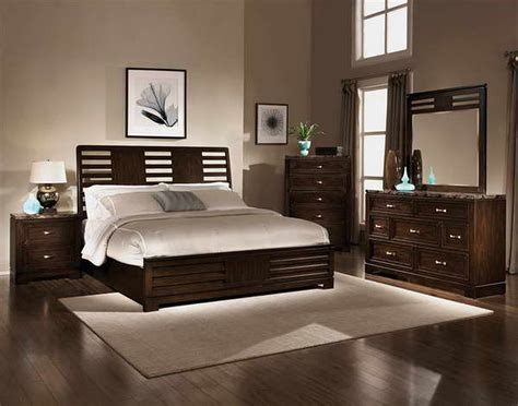 black bedroom furniture what color walls adorable espresso bedroom furniture set with black painted