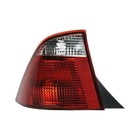 Replace 174 Ford Focus Sedan 2004 Replacement Tail Light