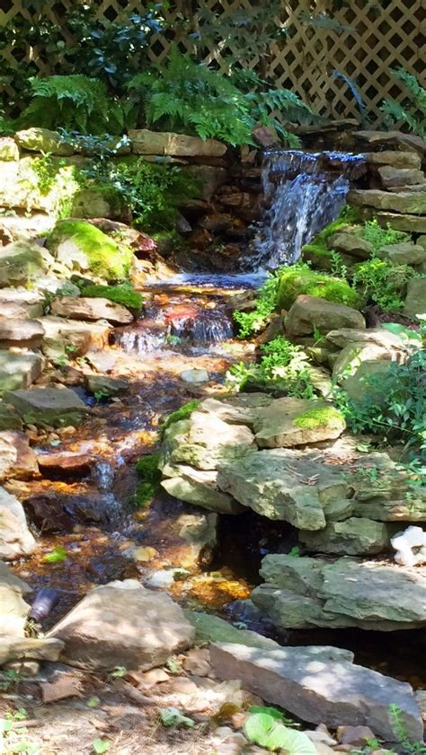 cross section of a waterfall 50 best images about pondless waterfalls on pinterest a