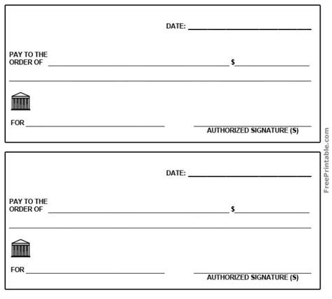 Blank Check Template Pdf Free Download Chlain College Publishing Blank Check Template Pdf
