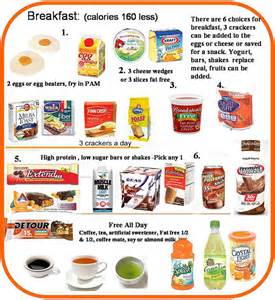breakfast recipes for the 800 calorie hcg diet