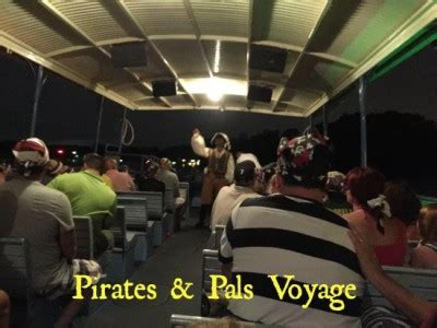 disney's pirates and pals fireworks voyage