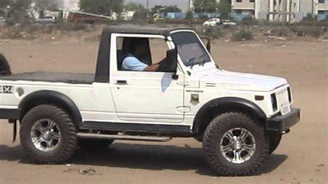 jeep jipsy maruti modification mayank 8866253125
