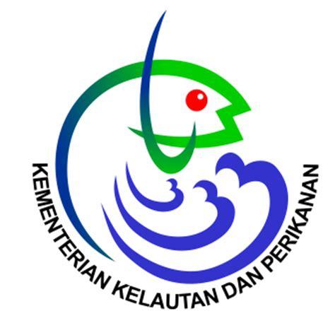 logo kementerian kelautan  perikanan format vector