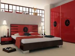 Japanese Bedroom Decor Decorations Red Bedroom Japanese Style Decorating Ideas