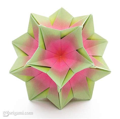 Modular Origami 30 Units - 45 ekaterina lukasheva squares 30 units no