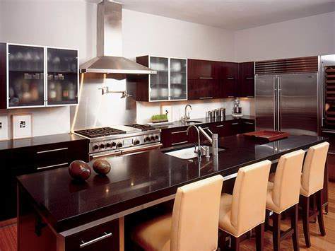small kitchen setup ideas kitchen layout templates 6 different designs hgtv