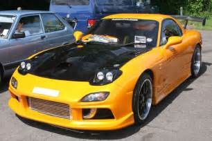 llanody mazda rx7 turbo