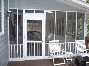 porch conversions