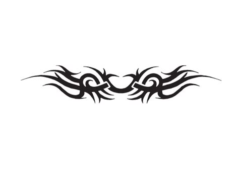 Tribal Tattooes Vector Pictures To Pin On Pinterest Tribal Graphics Vector