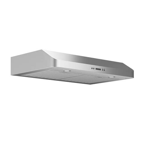 ancona chef under cabinet ii kitchen range hood thor kitchen 30 in under cabinet range hood in stainless