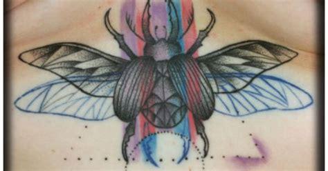 geometric tattoo birmingham beetle graphic geometric tattoo by matt hunt modern body