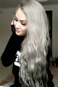 titanium hair color titanium silver grey hair color hairstuffs