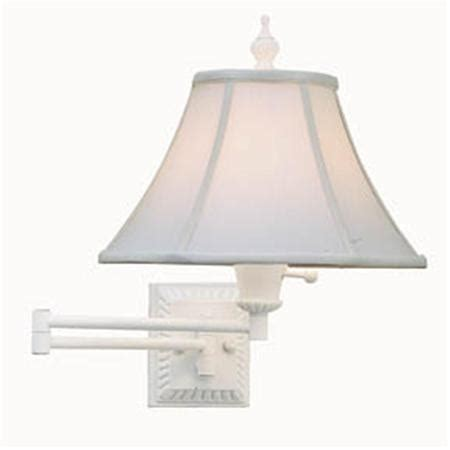 white swing arm wall l pure white swing arm wall l beach bungalow lighting