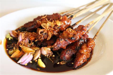 nikmat  sedap jenis makanan khas indonesia