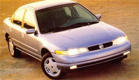 car review 1998 mercury mystique driving 1996 mercury mystique review
