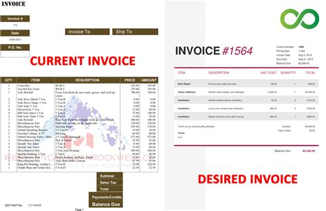 Can You Create And Import Own Invoice Template Quickbooks Learn Support Import Invoice Template To Quickbooks