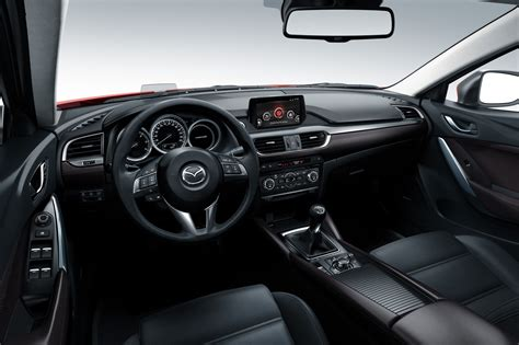 Mazda 6 2015 Interior by Fahrbericht Dezentes Update F 252 R Mazda Cx 5 Und Mazda6