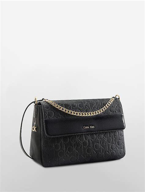 Ck Messenger calvin klein womens messenger bag ebay