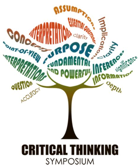 thinking critically 2nd annual iupui gateway to graduation critical thinking