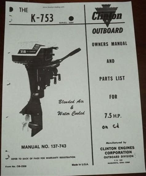 Complete Outboard Engines For Sale Page 43 Of Find Or