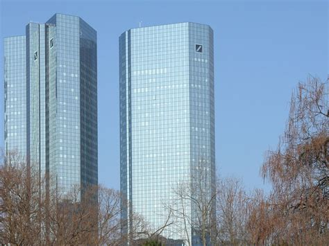deutsche bank bingen deutsche bank towers region frankfurt rhein